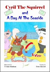 Cyril The Squirrel And A Day At The Seaside